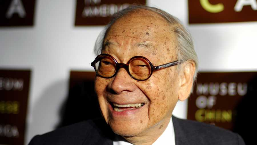 Architect I.M. Pei