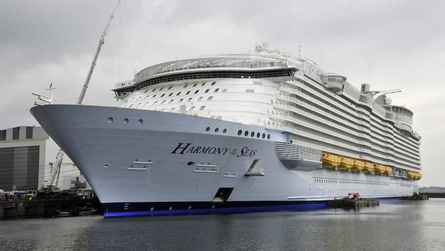 Royal Caribbean's Harmony of the Seas