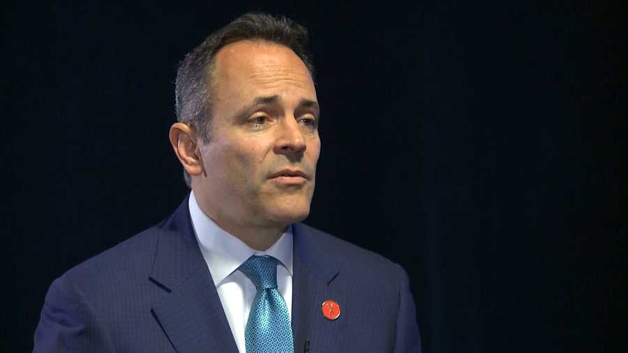 Matt Bevin, Governor, Kentucky
