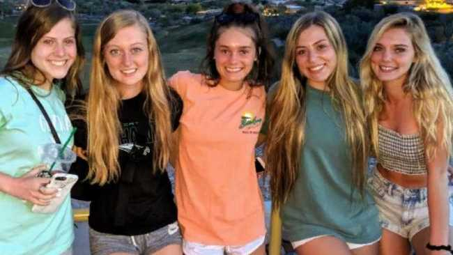 A joint service will honor the four girls who died.