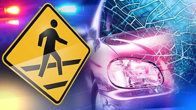 Pedestrian hit and killed in Anderson County