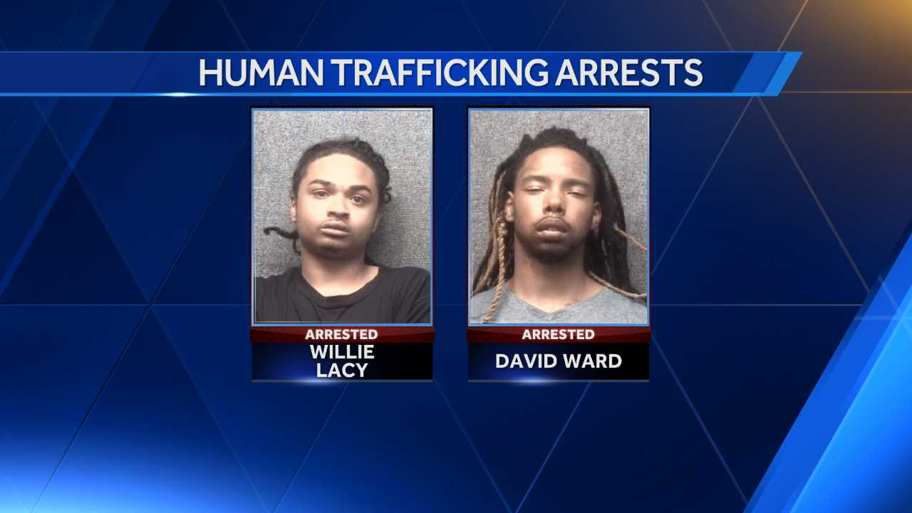 Two Greensboro Men Arrested Charged With Human Trafficking In Myrtle Beach