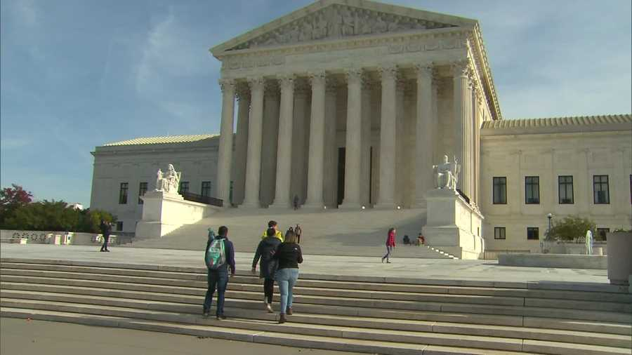 The Supreme Court allowed a Kentucky abortion-related law to go into effect that requires a doctor, while performing a pre-abortion ultrasound, to describe the image and make the fetal heart tone audible to a patient.