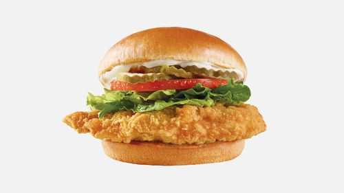 Wendy's Classic Chicken Sandwich is now available.