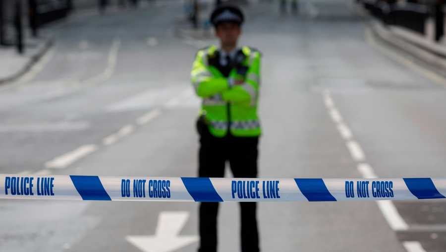 A man has been shot by armed officers in Streatham, south London, in a terrorist-related incident, London's Metropolitan Police said.