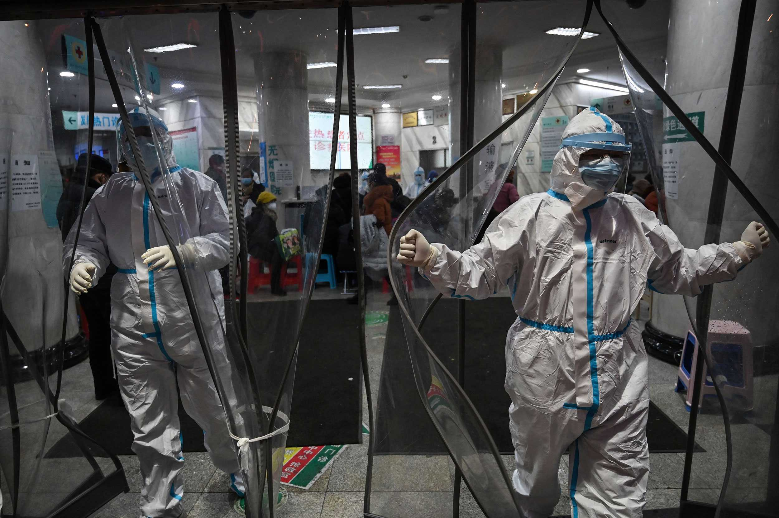 US advises citizens to reconsider travel to China after coronavirus outbreak