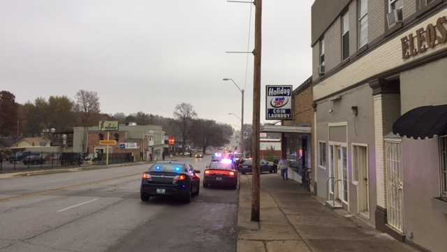 Independence Avenue shooting