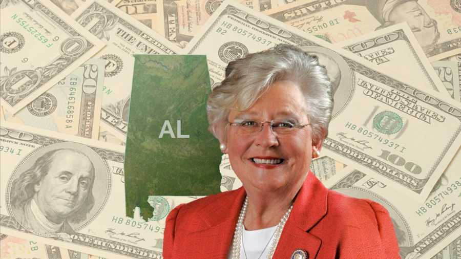 gov. ivey awards grant to help sex trafficking victims