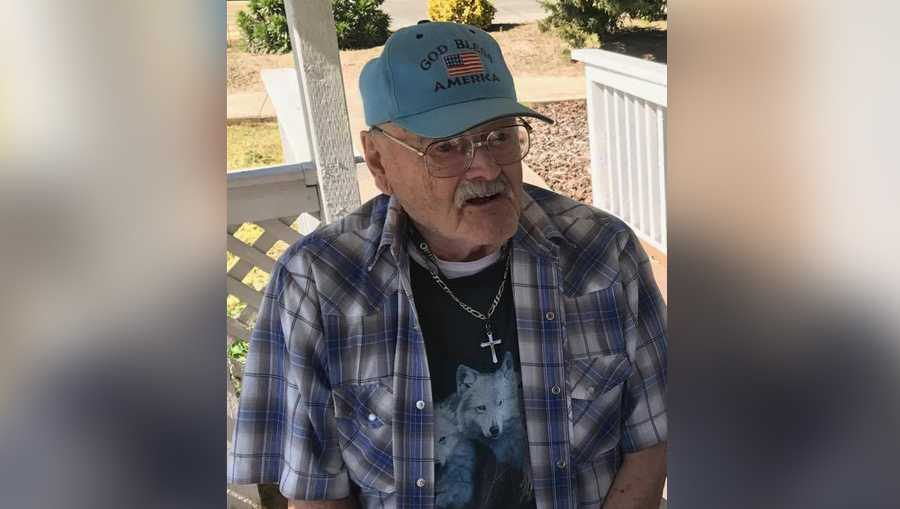 John Louis Silveira, 82, was last seen Saturday, May 6, 2017, the Turlock Police Department said.