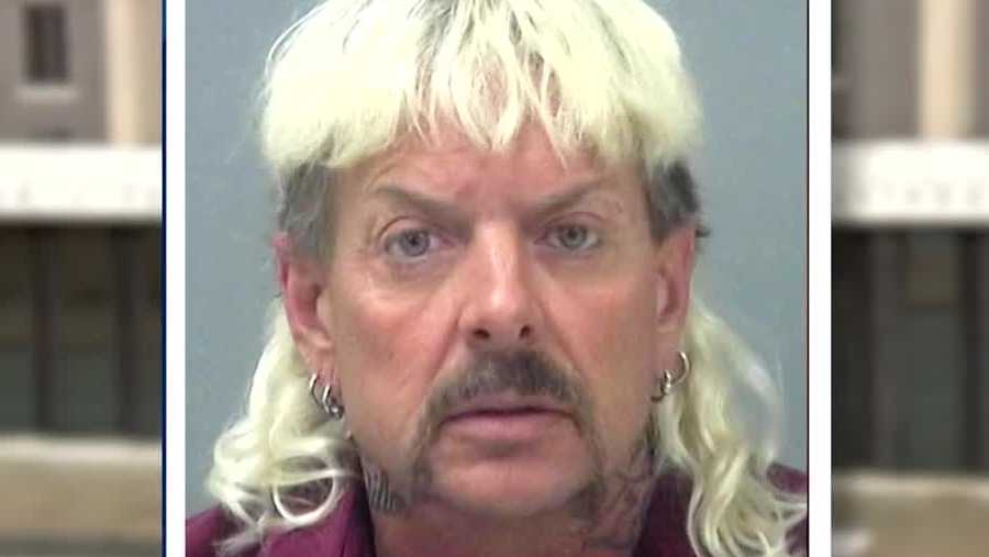 Joe Maldonado-Passage, also known as Joe Exotic, is seen in this file photo.