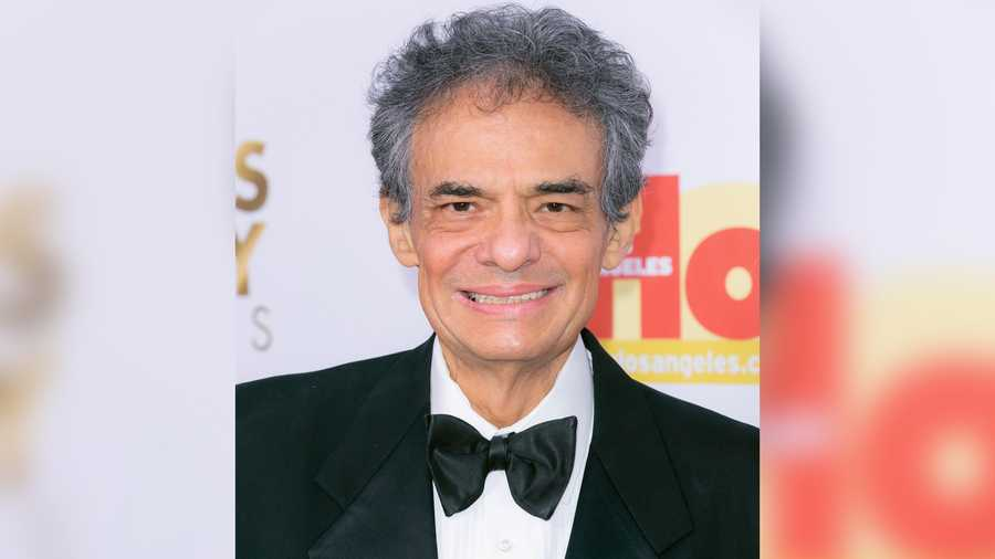 Singer Jose Jose arrives at the 2013 Latinos De Hoy Awards at Los Angeles Times Chandler Auditorium on Oct. 12, 2013 in Los Angeles, California.