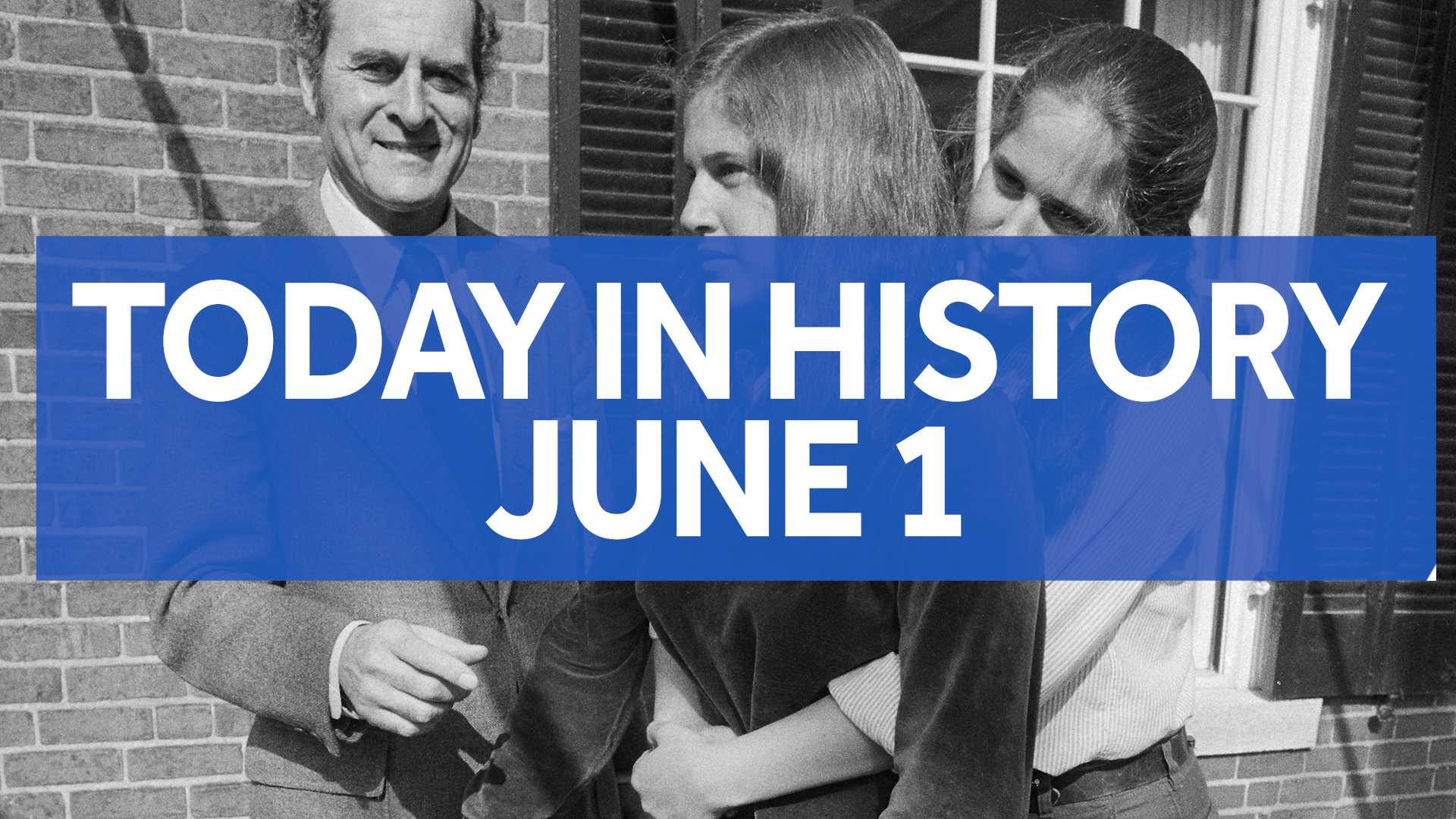 Today in history for June 1: Heimlich maneuver unveiled thumbnail