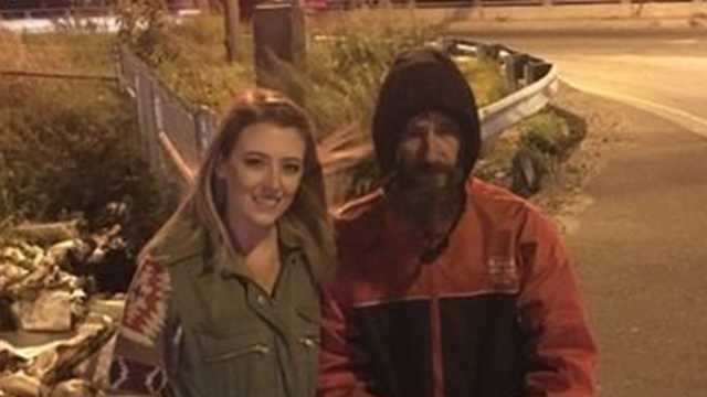 When Kate McClure first met Johnny Bobbitt Jr., he was homeless.