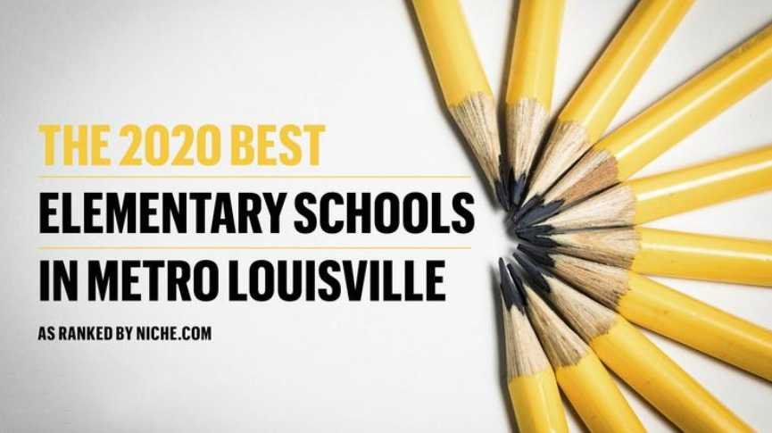 These are the best elementary schools in Metro Louisville