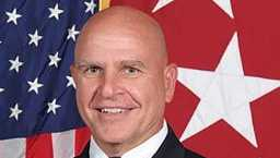New national security adviser H.R. McMaster