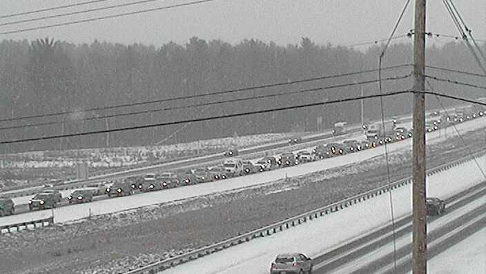 Londonderry delays I-93 north