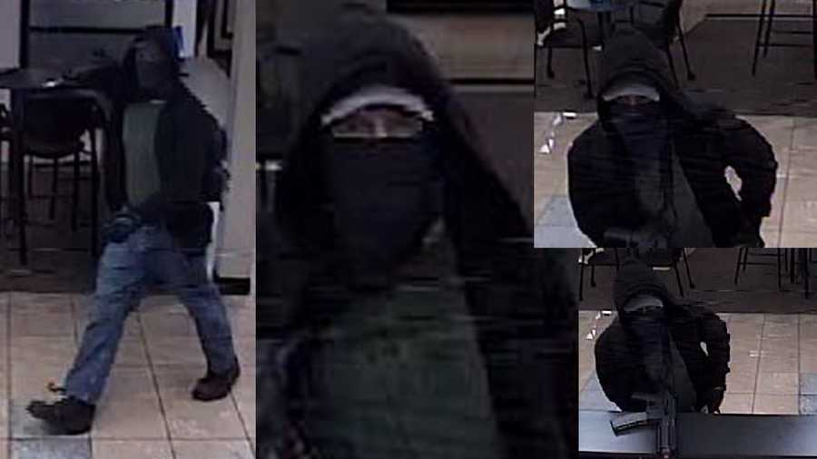 Lee's Summit Bank Robbery Suspect