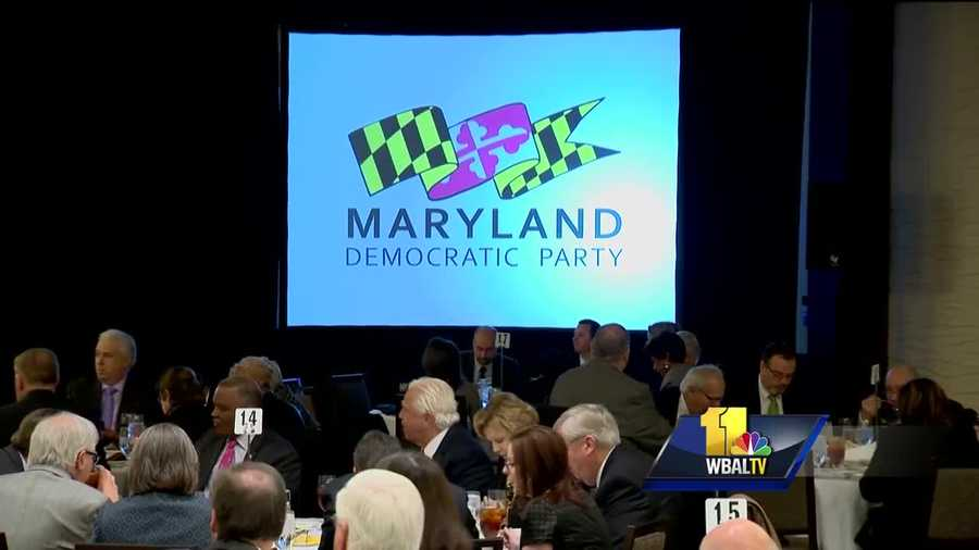 Maryland Democratic Party luncheon