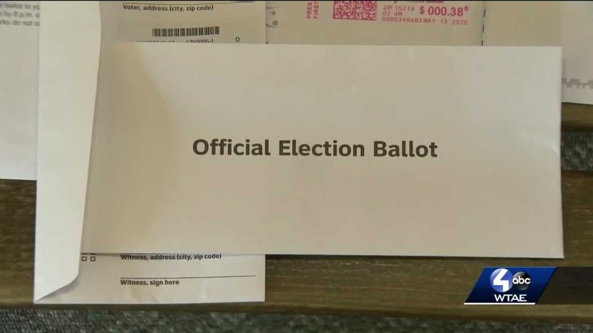 Washington County seeing high number of returned mail-in/absentee ballots