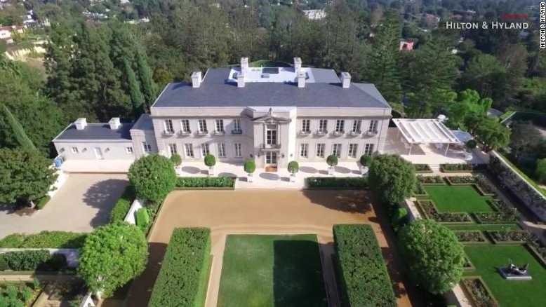 "The mansion was featured in ""The Beverly Hillbillies"" TV show, but don't get too excited. You'll have to see the asking price."