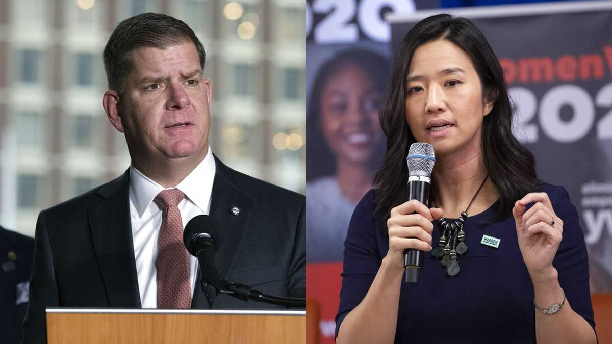 Boston City Councilor Michelle Wu announces candidacy for mayor