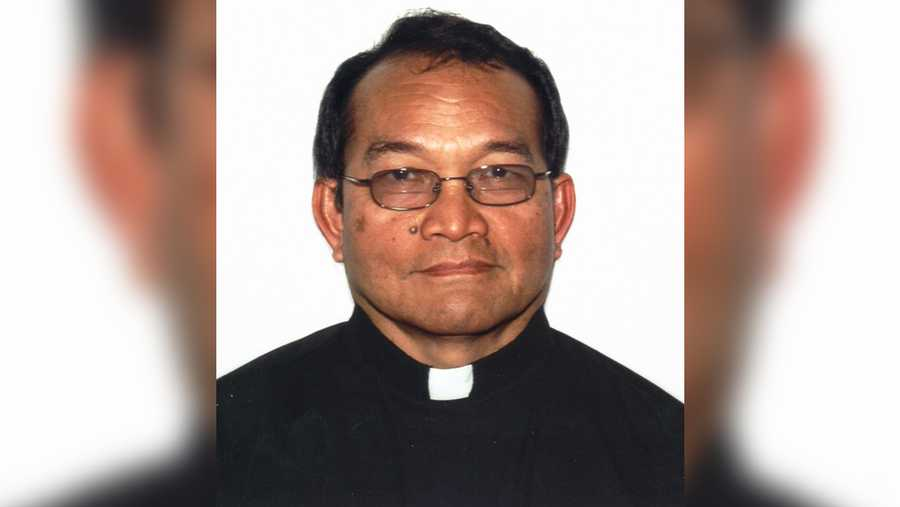 Father Editho Mascardo was reinstated on Dec. 1, 2016, after a Diocese of Stockton investigation found he did not inappropriately touch a minor in 2001.