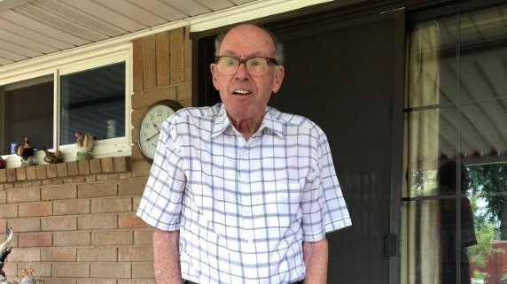 Del City police are looking for an 88-year-old man who's been missing since Thursday evening.