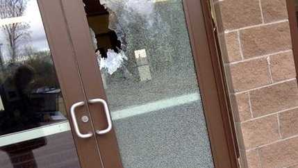 Officials with the Islamic Center of Fort Collins said the footage shows a man throwing several large rocks and the Bible into the mosque.