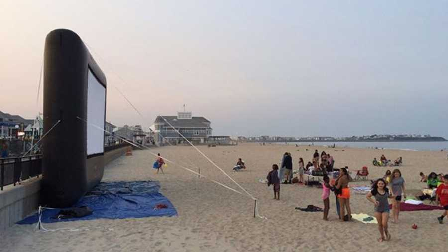 Free movie screenings held each Monday night this summer at ...