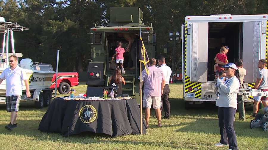 Bluffton National Night Out