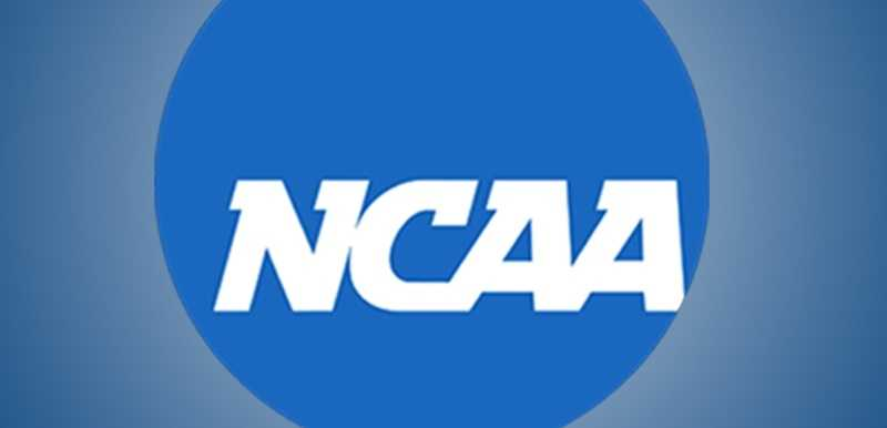 the ncaa logo is shown