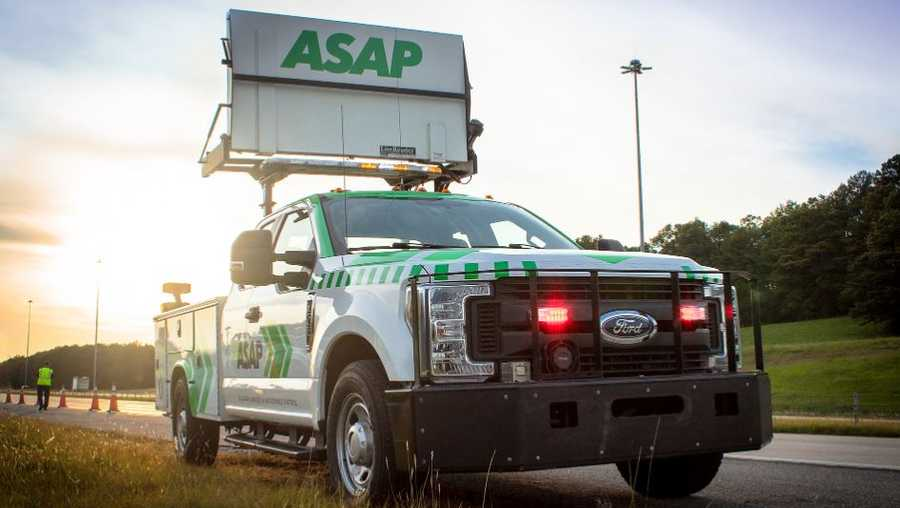 New look for ASAP vehicles