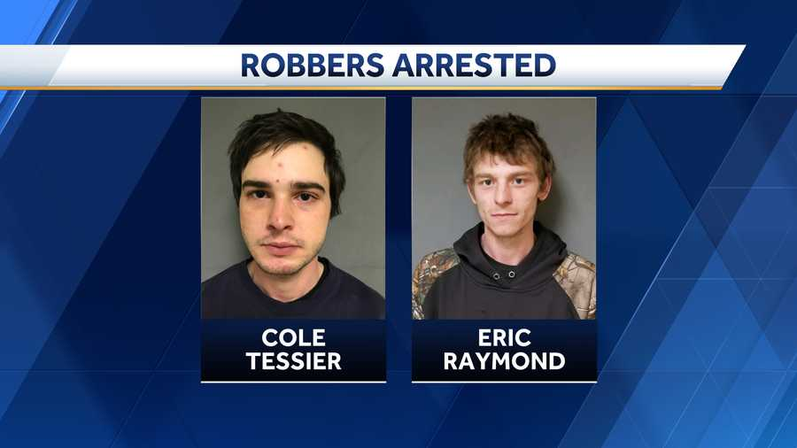 Robbers arrested