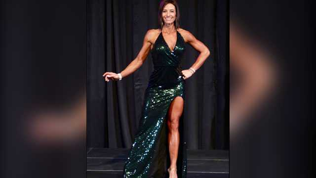 Kristina Martinez took part in the MAVS Charity Classic IFBB over the weekend and she took first place in bikini fitness open, bikini fitness masters (age 35+), fit model and overall qualifying.