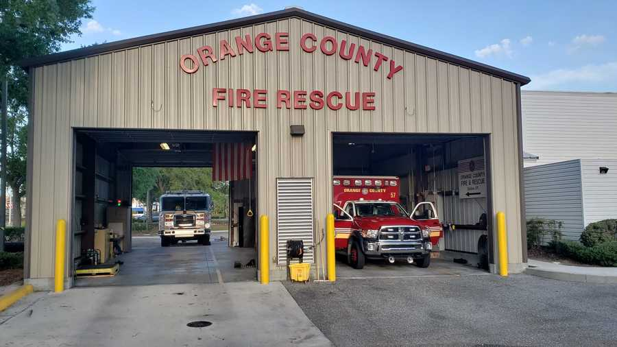 Orange County Fire Rescue