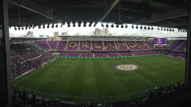 Orlando among best cities in nation for soccer fans, study says