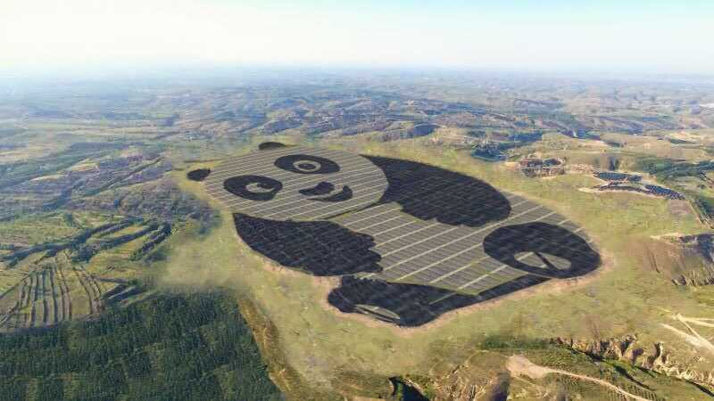 Datong Panda Power Plant