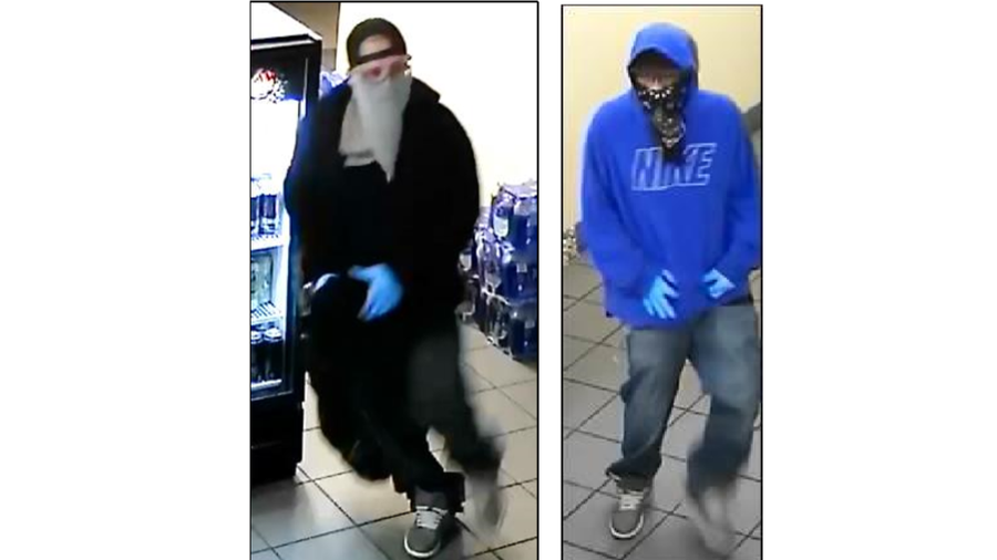 Attempt to identify suspect in Phillips 66 burglaries.