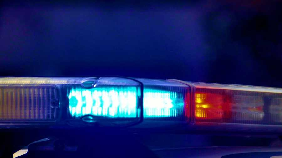 Generic police lights