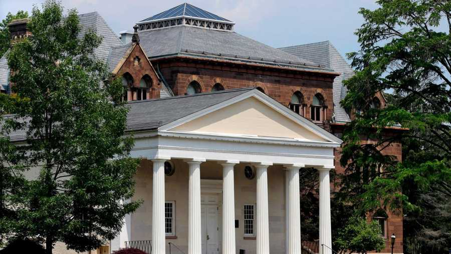 The Princeton Theological Seminary has announced it will set aside $27.6 million in reparations to repent for its ties to slavery.