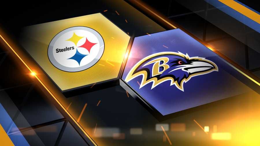 Baltimore Ravens, Pittsburgh Steelers