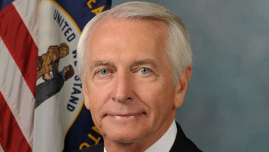 President Donald Trump is set to address a joint session of Congress Tuesday, Feb. 28, 2017 night, and Democrats have tapped former Kentucky Gov. Steve Beshear to offer their message in response.