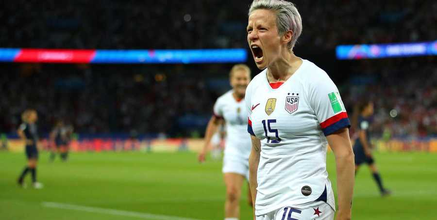 Every blockbuster needs a fine storyline and the script for this quarterfinal is one that will stand the test of time because it was Megan Rapinoe who was the match winner.
