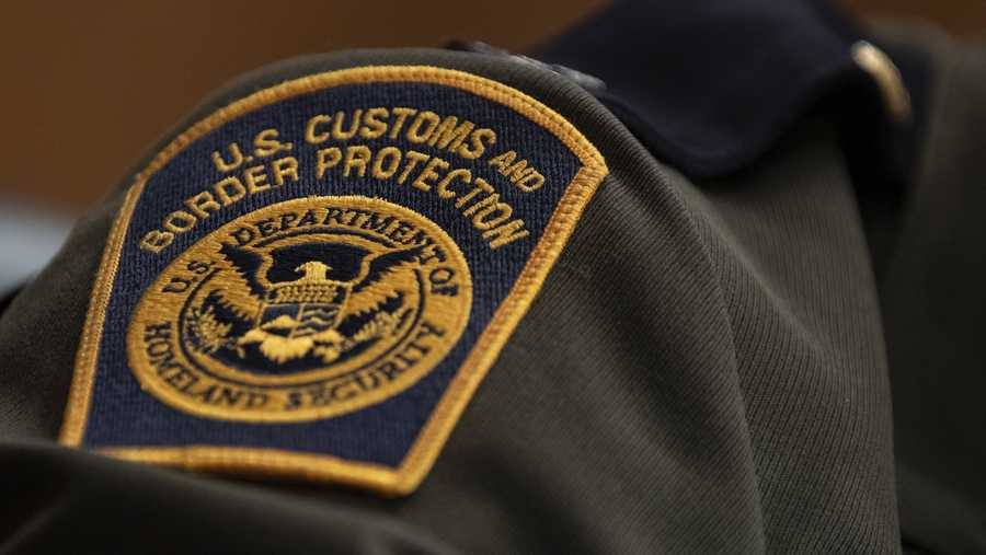 A 6-month-old girl was in critical condition after being apprehended with her father and others by US Customs and Border Protection agents.