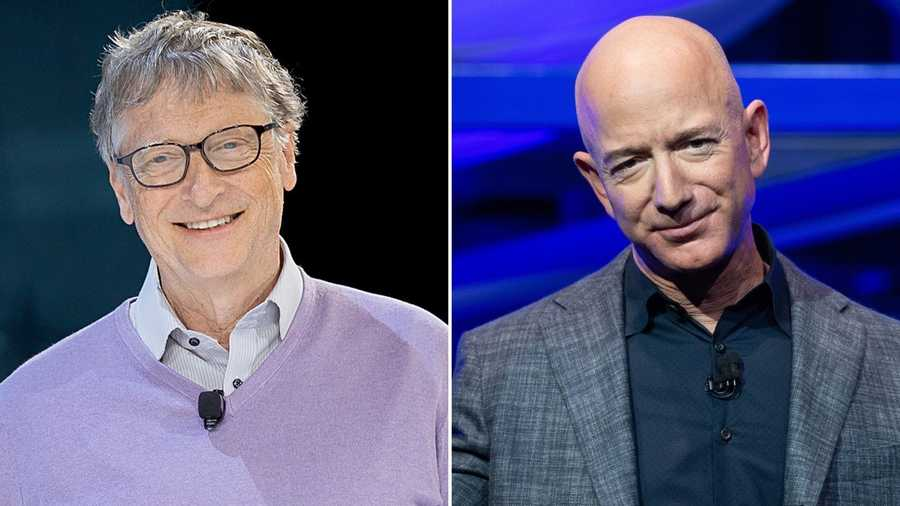 On Friday, Bill Gates surpassed Amazon CEO Jeff Bezos to reclaim the distinction of richest person in the world, with a net worth of $110 billion, according to the Bloomberg Billionaires Index.