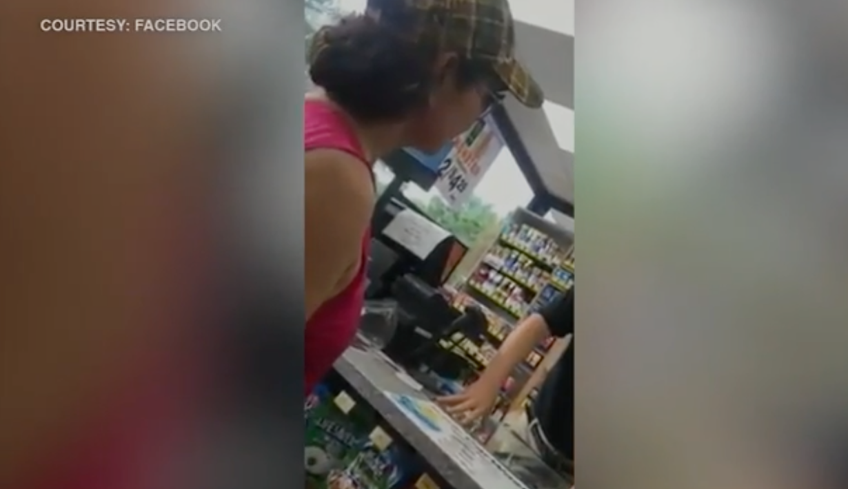 'Go back to their country': Gas station cashier fired after questioning customers' citizenship thumbnail