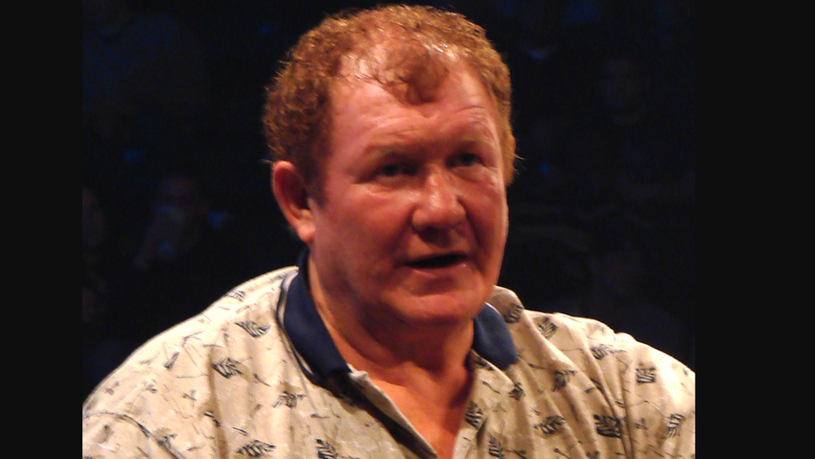 Harley Race in 2007
