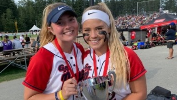 Softball stars win in Canada