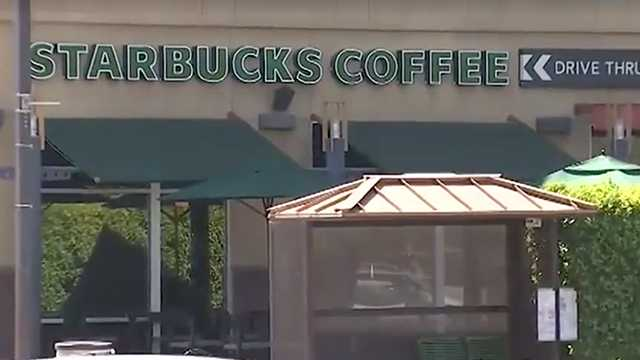 Police officers say they were asked to leave Starbucks in Arizona on July Fourth thumbnail