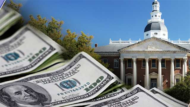 State House, money, budget